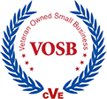 VOSB Veteran Owned Small Business logo
