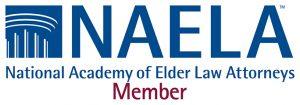 NAELA National Academy of Elder Law Attorneys Member logo