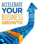 Accelerate You Business Growth podcast logo