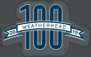 2019 Weatherhead 100 logo