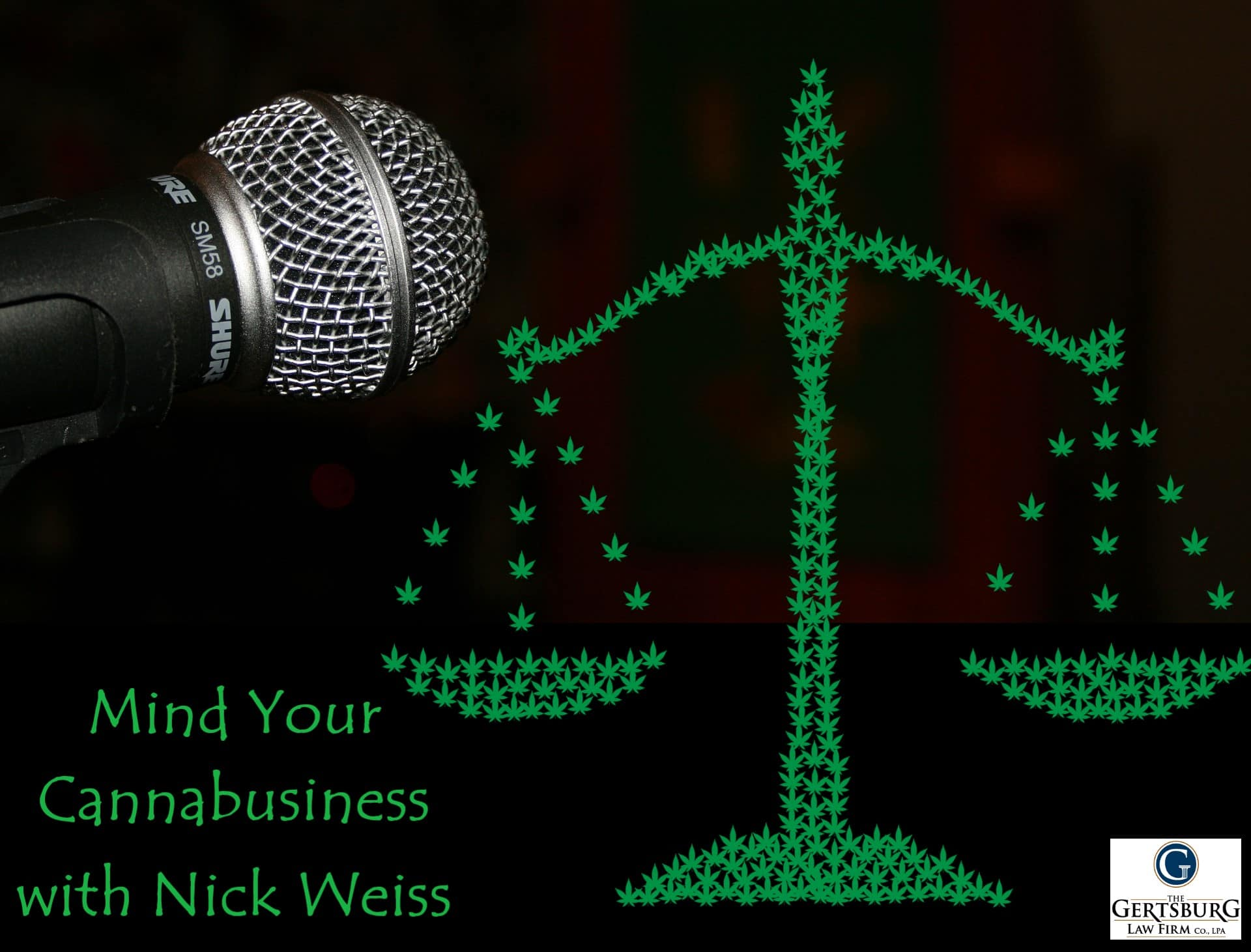 Mind Your Cannabusiness with Nick Weiss logo